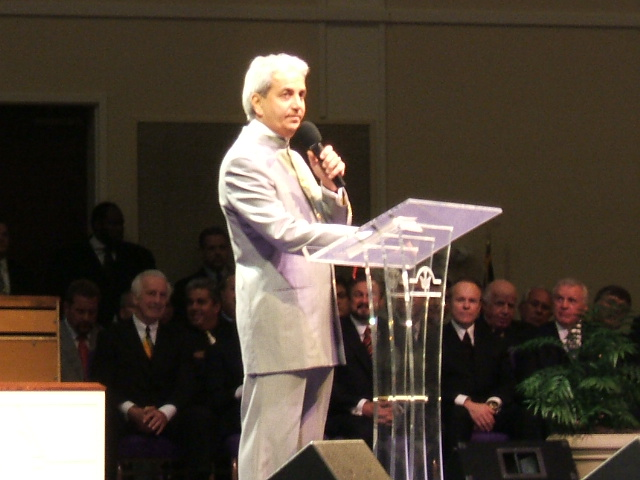 Miracles Today? A Benny Hinn Layover In Cleveland, Tennessee